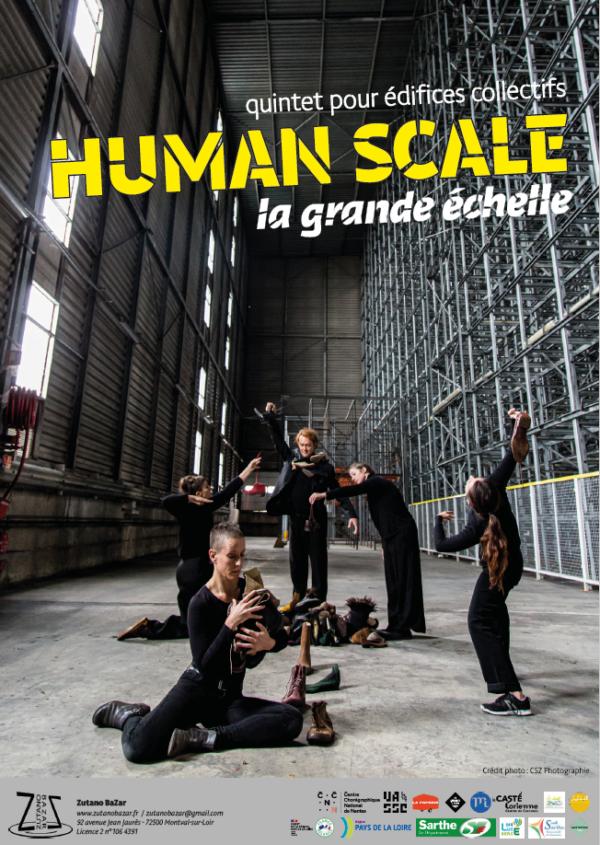 Human Scale : La Grande Échelle (Zutano Bazar)